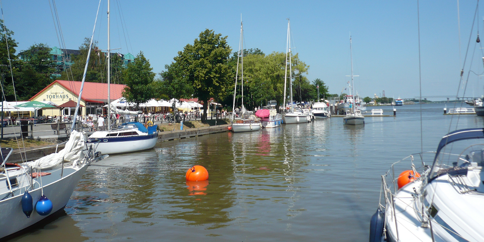 Startseite Foto Yachthafen