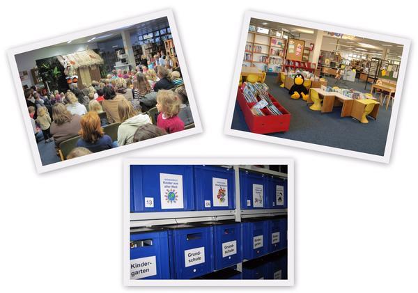 Collage unser besonderer Service