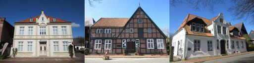 Fotocollage Brunsbüttel-Ort