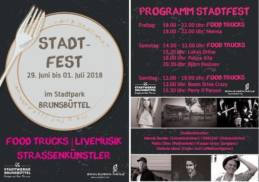 Stadtfest Brunsbüttel