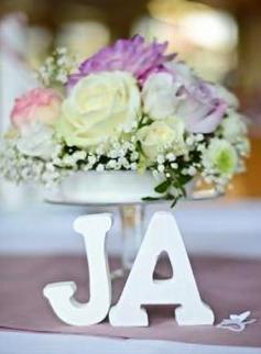 Blumen mit Ja (standesamt)