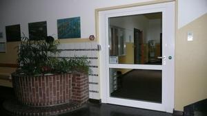 Zugang Galerie